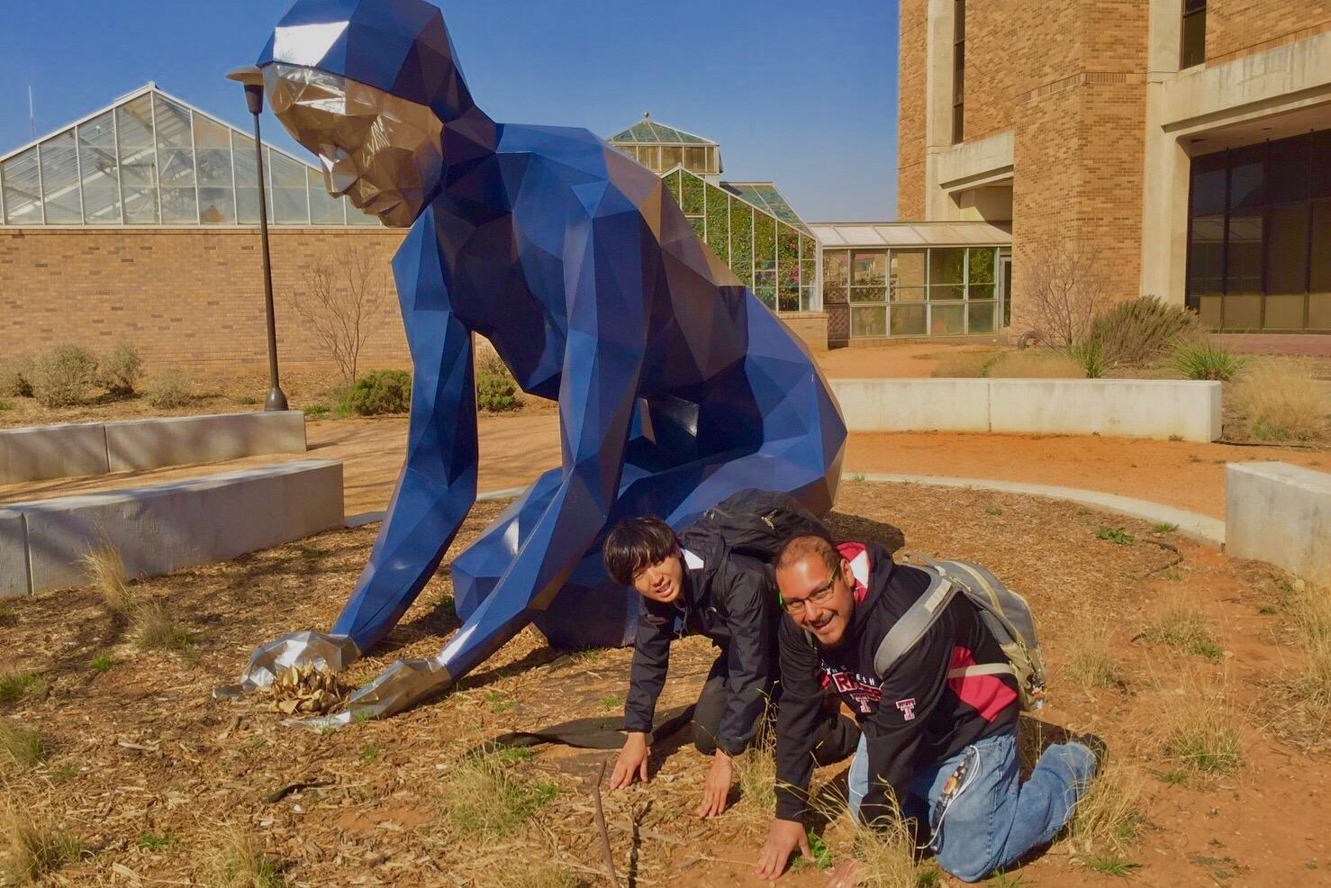 【アメリカロードトリップ】Texas Tech University