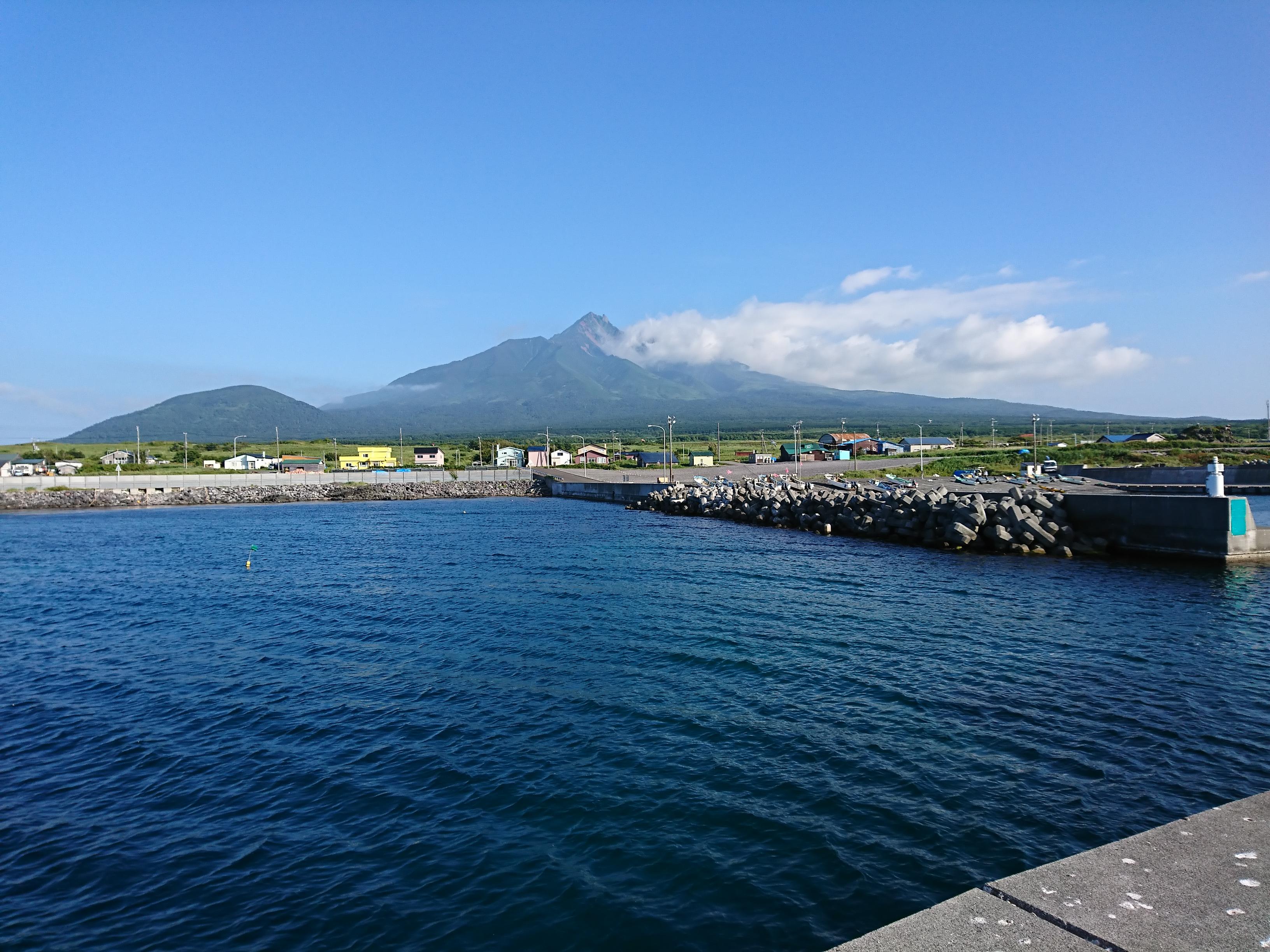 日本一アツい島「利尻島」をHONKIで紹介します!!