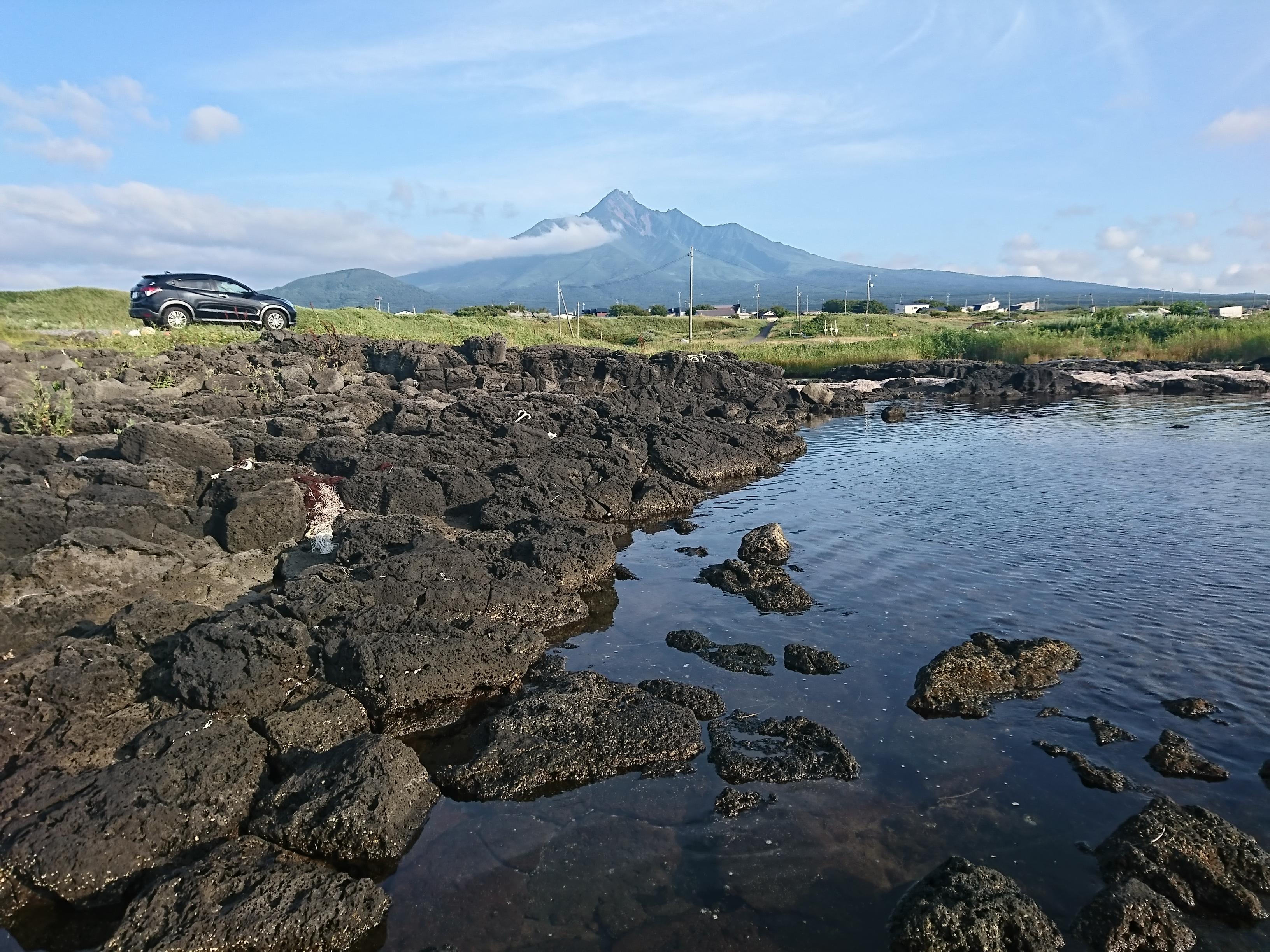 利尻島の大自然を2日間で遊び尽くす!!