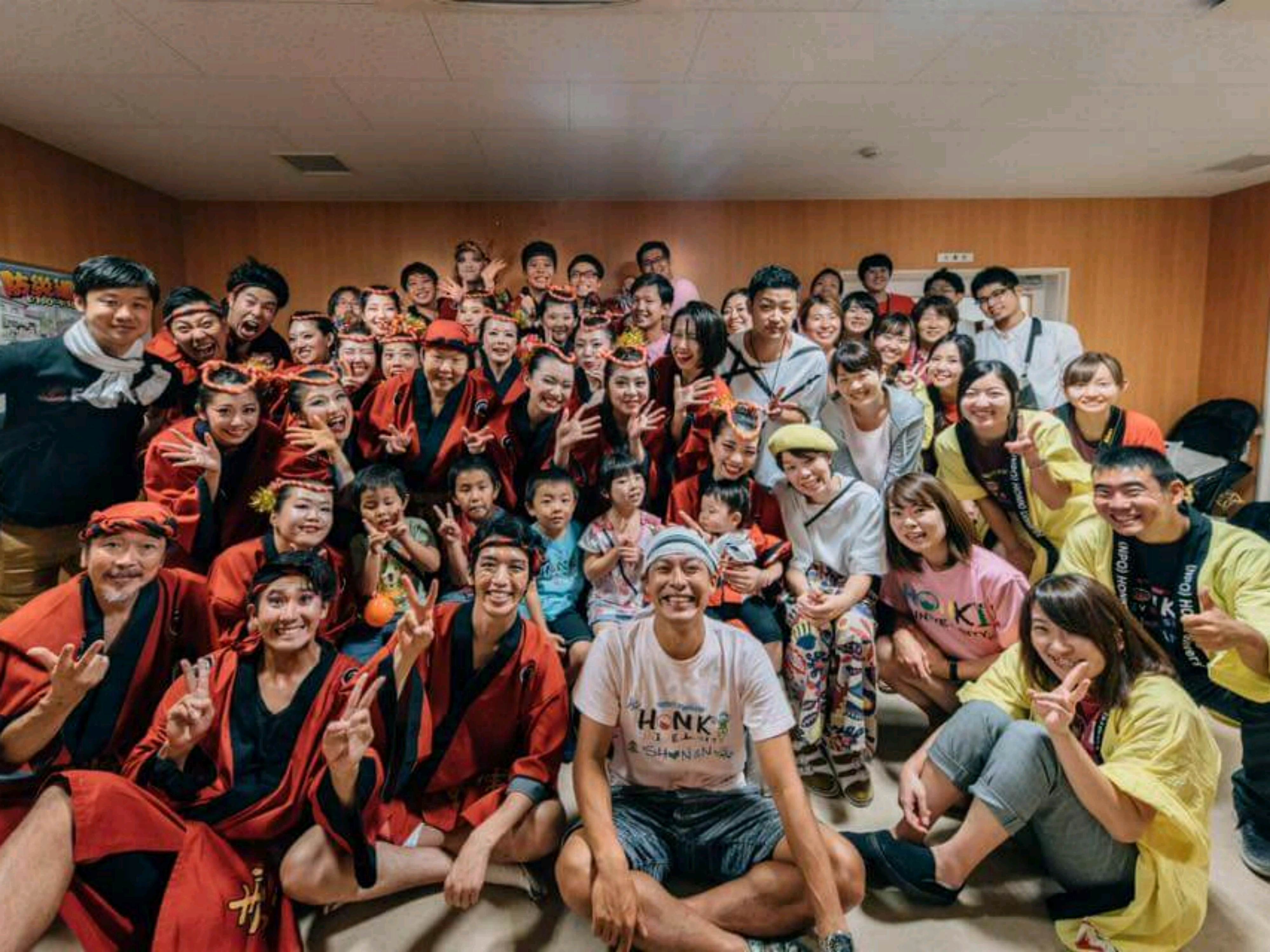 寶船×HONKI University「中村橋阿波踊り2017」で阿波踊りをしてきました!!