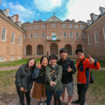 【HONKIアメリカ旅行3日目】Collage of William&Maryと卒業生に会いに行く!