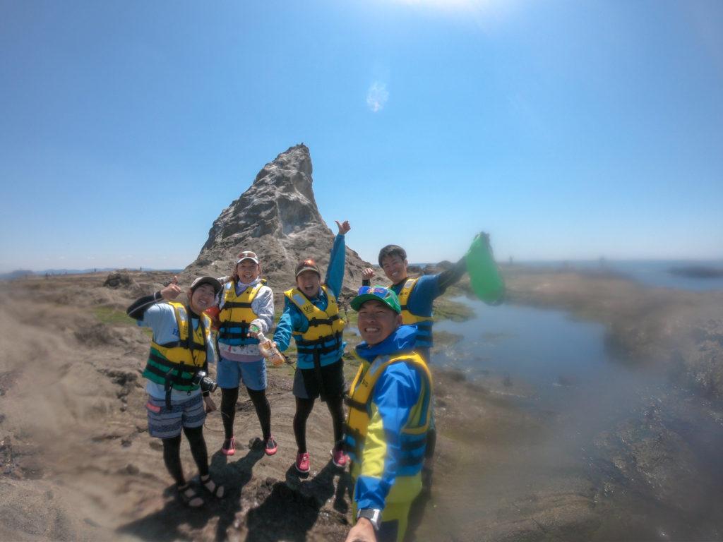 5月4日 烏帽子岩で遊んじゃおう!みんなで漕ぎ漕ぎ体験会No.2!
