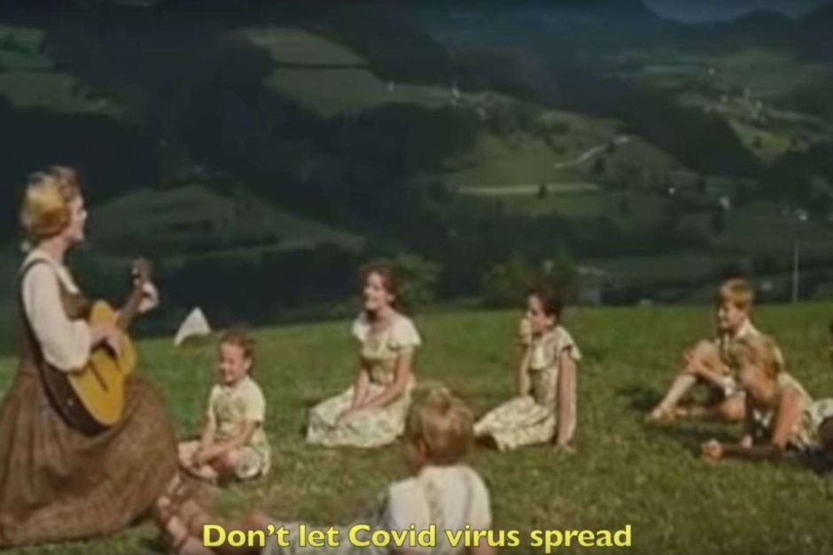 コロナのお家時間を楽しく:COVID-19のパロディ・ソングでコロナ関連英単語を学ぼう!