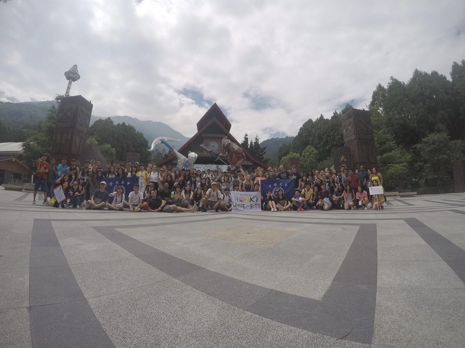 台湾を最大限満喫する〜DAY2〜 台湾で授業!