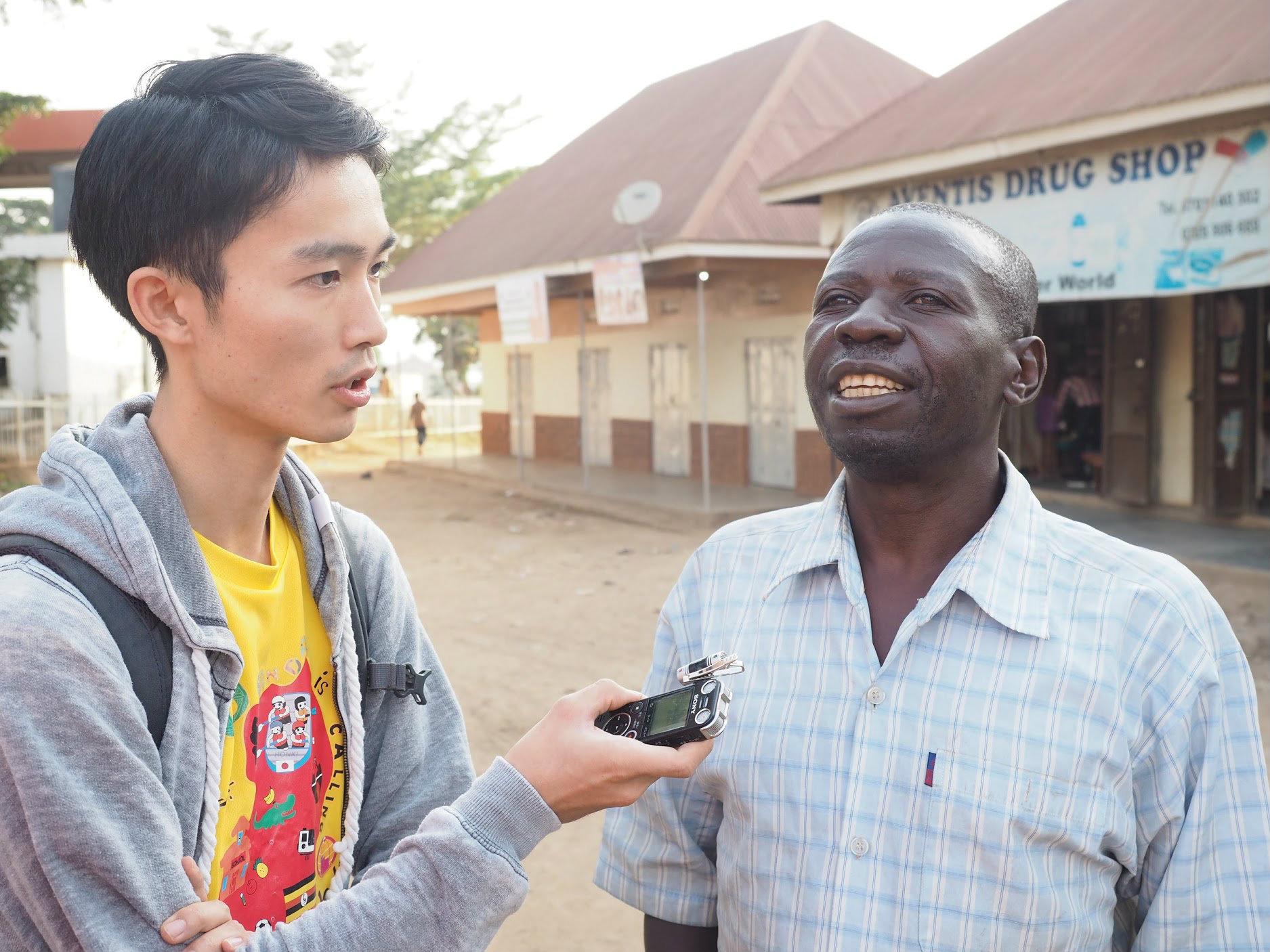 〜「楽しい」は伝わる!戸田がウガンダ旅行から学んだこと〜