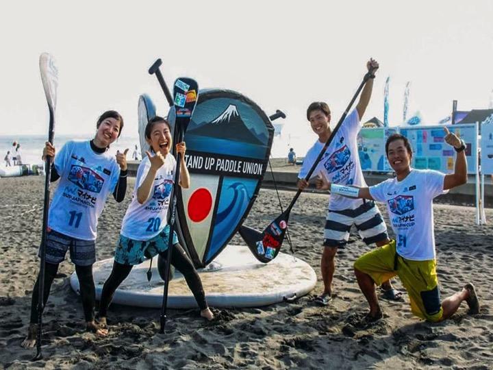 マイナビSUP JAPAN CUP 茅ケ崎2018に参加してきました!