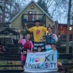 【HONKIアメリカ旅行4日目】マレー湖でモンスターSUP&マイケルとのアトランタ旅